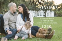2015 Holiday Mini Sessions by Bára Miller Photography