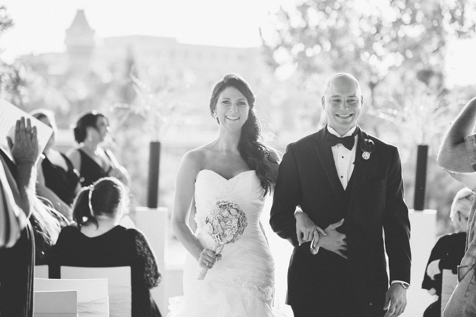 Tampa Museum of Art Wedding by Bara Miller Photography